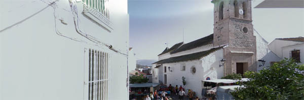Almachar museum street