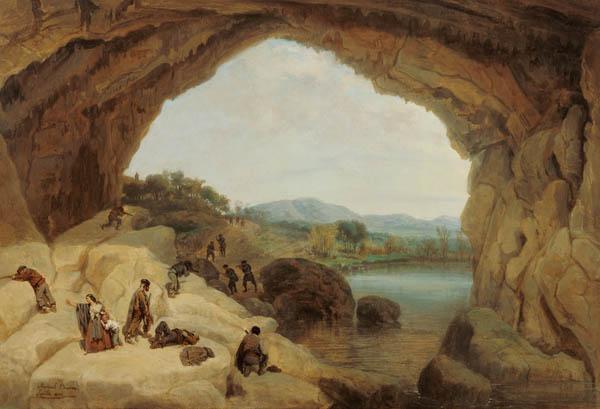 Bandits in Cueva del Gato, Malaga