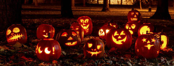 Halloween in Málaga & All Saints day - History and events in 2017