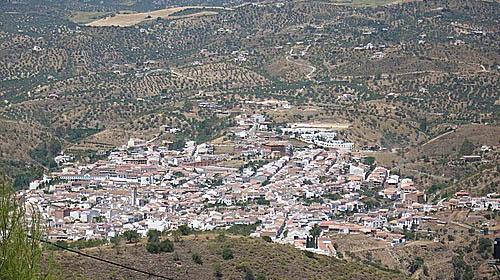 Riogordo overview
