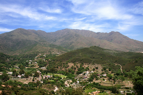 Sierra Bermeja in Malaga
