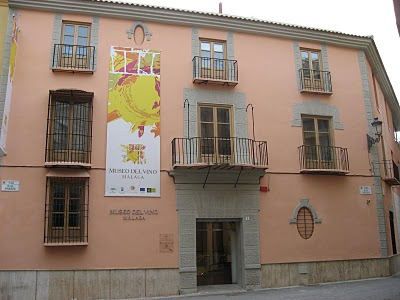 wine museum in Málaga