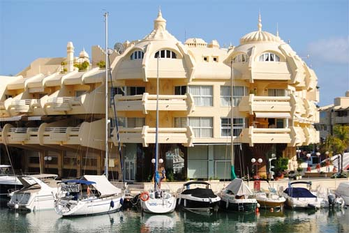Puerto Marina in Benalmadena