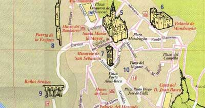 Us City Wall Maps