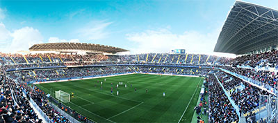 La Rosaleda - Malaga CF