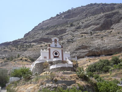 el chorro cathedral 1