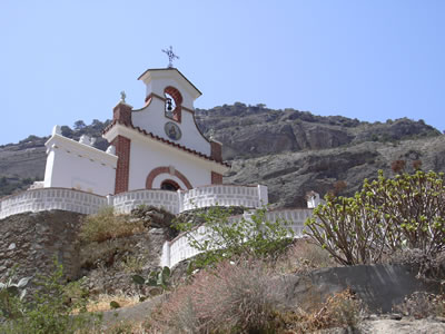 el chorro cathedral 2