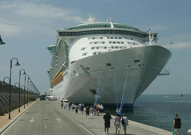 Cruise in Malaga