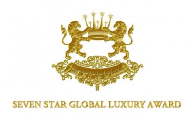 seven star global luxury award