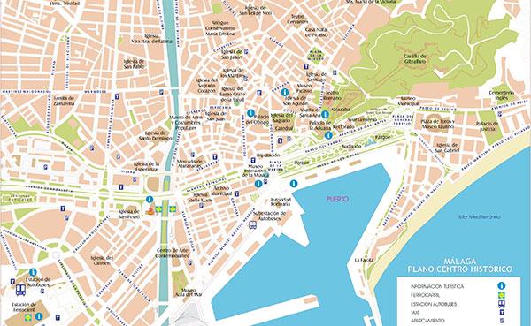 Malaga Travel Guide - Costa del Sol | Malaga.us on map of dallas fort worth area, map of madrid area, map of orlando sanford area, map of nuremberg area, map of yokohama area, map of stockholm area, map of bangkok area, map of acapulco area, map of valencia area,
